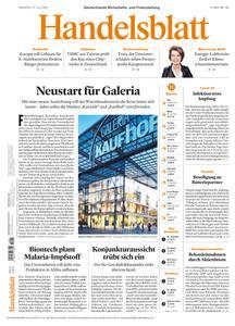 Handelsblatt - 27 Juli 2021