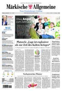 Neue Oranienburger Zeitung - 06. April 2018