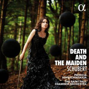 Patricia Kopatchinskaja, The Saint Paul Chamber Orchestra - Schubert: Death and the Maiden (2016) [24/192]