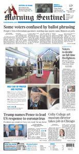 Morning Sentinel – February 27, 2020