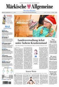 Märkische Allgemeine Westhavelländer - 06. Dezember 2017