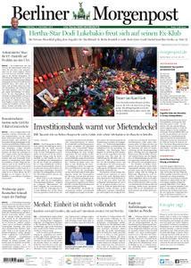 Berliner Morgenpost – 04. Oktober 2019