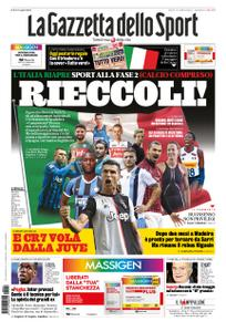 La Gazzetta dello Sport – 04 maggio 2020