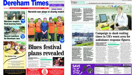 Dereham Times – May 16, 2019