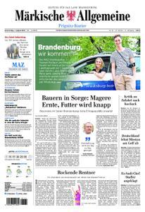 Märkische Allgemeine Prignitz Kurier - 01. August 2019