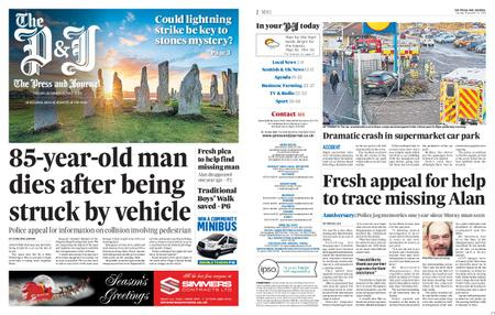 The Press and Journal Moray – December 24, 2019