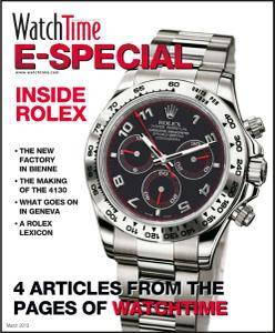 WatchTime - Inside Rolex (March 2013)