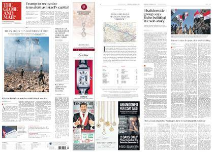 The Globe and Mail – December 06, 2017