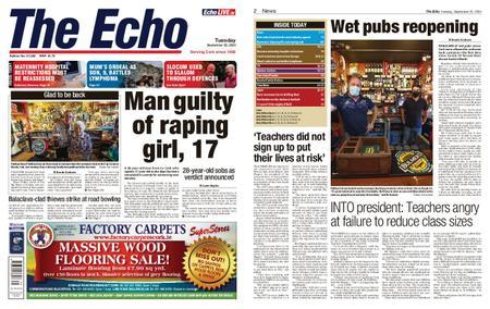 Evening Echo – September 22, 2020