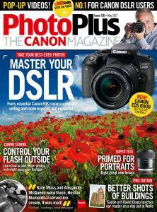 PhotoPlus - Issue 126 - May 2017