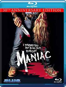 Maniac (1980) [REMASTERED]