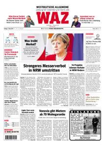 WAZ Westdeutsche Allgemeine Zeitung Oberhausen-Sterkrade - 17. Mai 2019