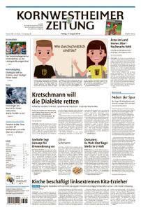 Kornwestheimer Zeitung - 17. August 2018