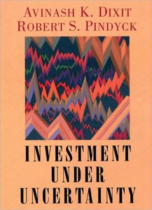 Investment Under Uncertainty (repost)