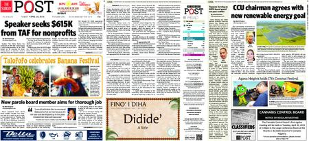 The Guam Daily Post – April 28, 2019