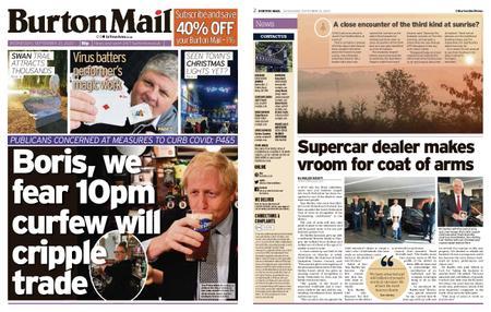 Burton Mail – September 23, 2020