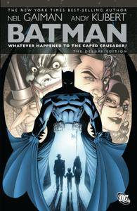Batman - Whatever Happened To the Caped Crusader - The Deluxe Edition 2010 Digital
