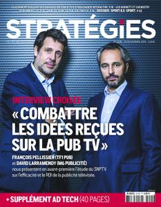 Stratégies - 14 novembre 2019