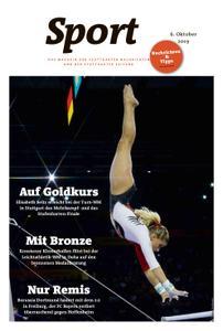 Sport Magazin - 06. Oktober 2019