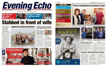 Evening Echo – December 27, 2017