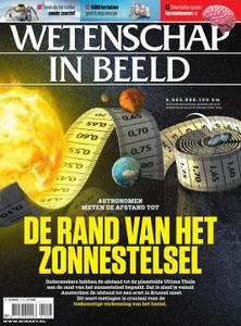 Wetenschap in Beeld – augustus 2019