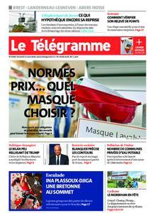 Le Télégramme Brest Abers Iroise – 21 août 2020