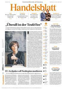 Handelsblatt - 24 September 2020