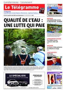 Le Télégramme Landerneau - Lesneven – 26 octobre 2019