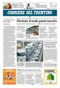 Corriere del Trentino - 17 Gennaio 2018