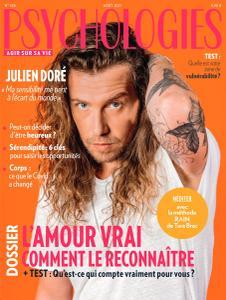 Psychologies France - Août 2021