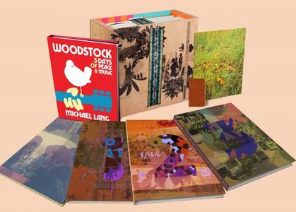 Various Artists - Woodstock - Back to the Garden: The Definitive 50th Anniversary Archive (2019) {38CD Box Set Rhino X3CDWO001}