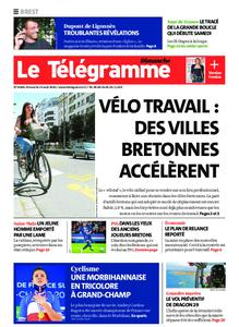 Le Télégramme Brest – 23 août 2020
