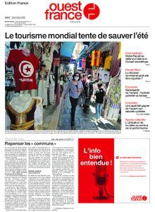 Ouest-France Édition France – 25 juin 2020