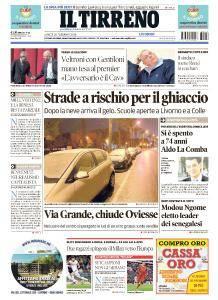 Il Tirreno Livorno - 26 Febbraio 2018