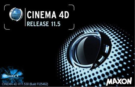 Cheap Maxon Cinema 4D R11 Studio Bundle