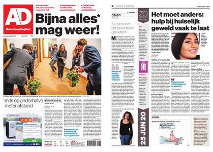 Algemeen Dagblad - Hoeksche Waard – 25 juni 2020