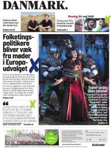 JydskeVestkysten Sønderborg – 20. maj 2019