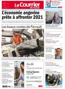 Le Courrier de l'Ouest Cholet – 04 janvier 2021