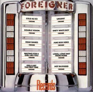 Foreigner - Records (1982) [Re-Up]
