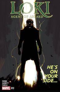 Loki - Agent of Asgard 013 2015 Digital