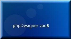 PHP Designer 2008 Professional 6.2.5