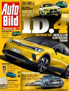 Auto Bild Germany - 24 September 2020