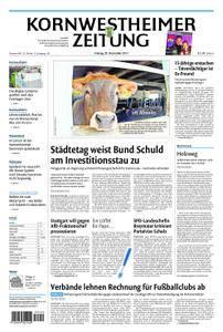 Kornwestheimer Zeitung - 29. Dezember 2017
