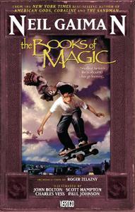 Vertigo-The Books Of Magic 2012 Retail Comic eBook