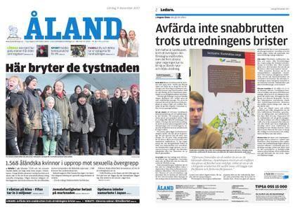 Ålandstidningen – 09 december 2017