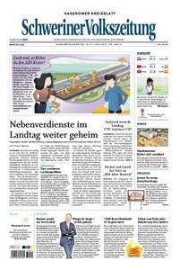 Schweriner Volkszeitung Hagenower Kreisblatt - 16. Juni 2018