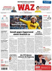 WAZ Westdeutsche Allgemeine Zeitung Buer - 21. Mai 2019