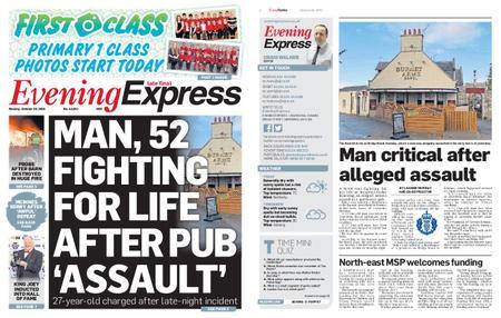Evening Express – October 28, 2019