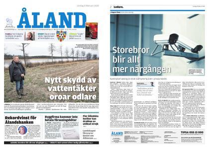 Ålandstidningen – 08 februari 2020