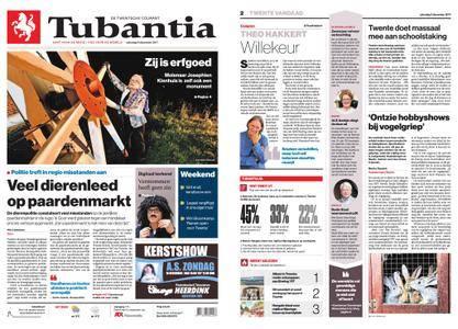 Tubantia - Enschede – 09 december 2017